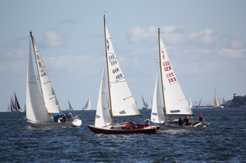 Folkeboot Welcome Race 2019 04